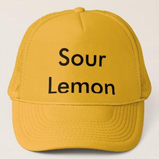 Sour Lemon Hat