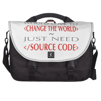 Source Code Bag For Laptop