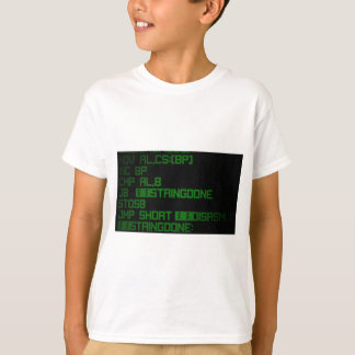 Source code led 01 T-Shirt