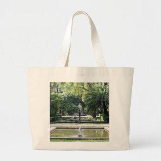 Source in Park of Maria Luisa, Seville Jumbo Tote Bag