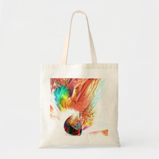 Source of all Rainbows Budget Tote Bag