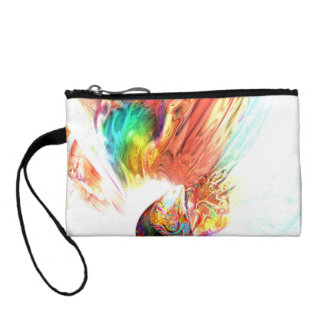 Source of all Rainbows Change Purses