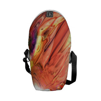 Source of all Rainbows Messenger Bags