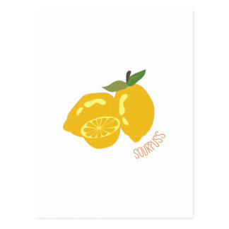 Sourpuss Post Cards