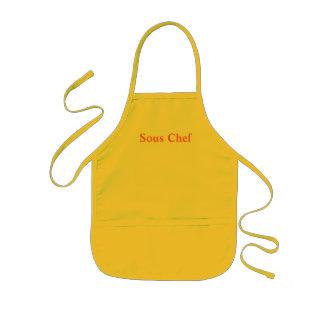 Sous Chef Kids Apron