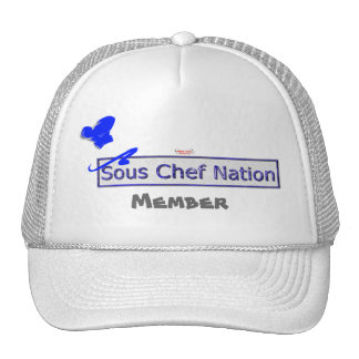 Sous Chef Nation Member Ball Cap