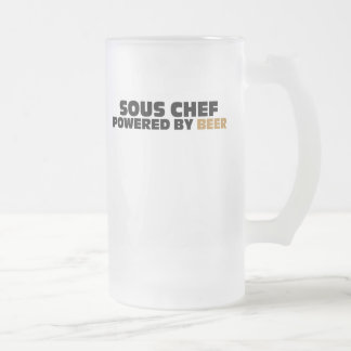 Sous Chef Powered By Beer Mugs