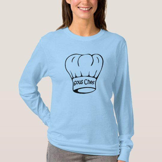Sous Chef Shirt - Long Sleeve