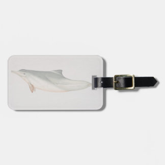 Sousa chinensis, Indo-Pacific Humpback Dolphin, Luggage Tag