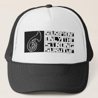 Sousaphone Survive Trucker Hat