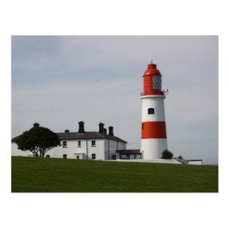 Souter Lighthouse England Post Card