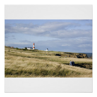 Souter Lighthouse Print