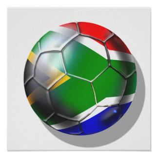 South Africa 2010 / 2011 Soccer Gifts Poster
