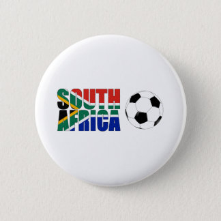 South Africa 2010 World Cup 6 Cm Round Badge