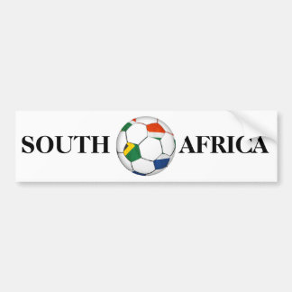 south africa 2010 world cup soccer bumper stickers
