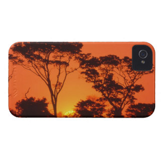 South Africa.  African sunset. iPhone 4 Cover