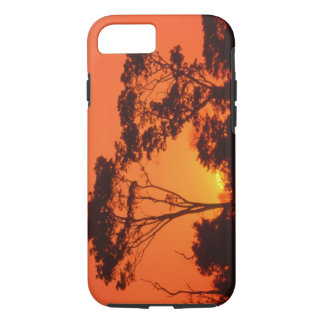 South Africa.  African sunset. iPhone 8/7 Case