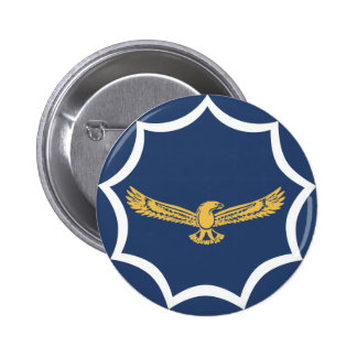 south africa aviation military roundel 6 cm round badge