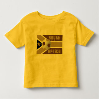 South Africa Brazil 2014 World Cup Gift Toddler T-Shirt