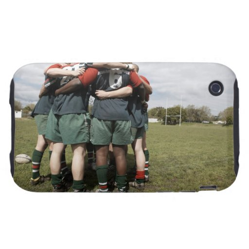 South Africa, Cape Town, False Bay Rugby Club 2 Tough iPhone 3 Covers