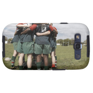 South Africa, Cape Town, False Bay Rugby Club 2 Galaxy SIII Case