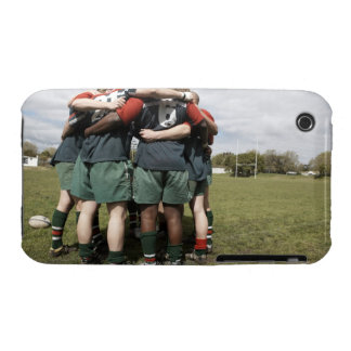South Africa, Cape Town, False Bay Rugby Club 2 Case-Mate iPhone 3 Case