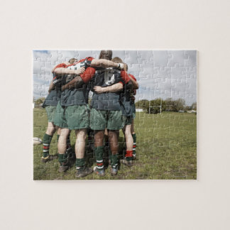 South Africa, Cape Town, False Bay Rugby Club 2 Jigsaw Puzzle