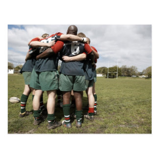 South Africa, Cape Town, False Bay Rugby Club 2 Postcard
