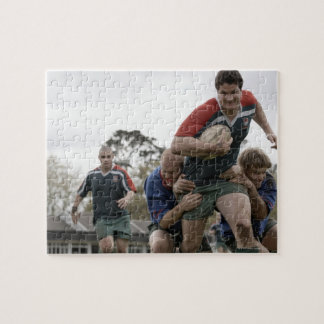South Africa, Cape Town, False Bay Rugby Club Jigsaw Puzzle