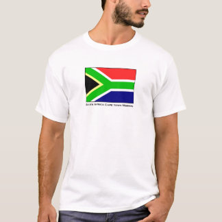 South Africa Cape Town LDS Mission T-Shirt