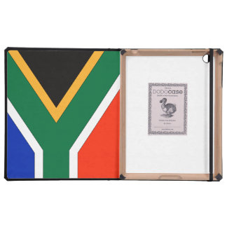 South Africa Cover For iPad