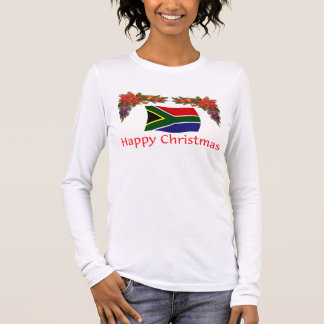 South Africa Christmas Long Sleeve T-Shirt