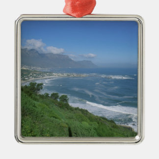 South Africa - Clifton Beach, Cape Town Christmas Ornament
