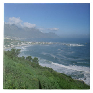 South Africa - Clifton Beach, Cape Town Tile