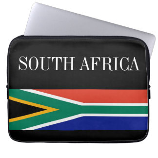 South Africa Computer Sleeve