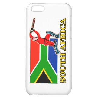 South Africa Cricket Player iPhone 5C Case