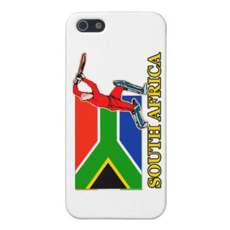 South Africa Cricket Player iPhone 5 Cases