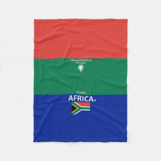 South Africa Designer Blanket