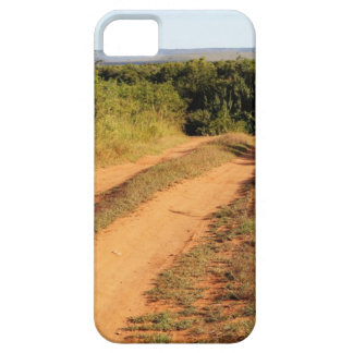 South Africa dirt road iPhone 5 Cases