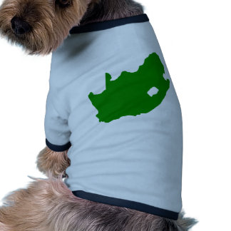 South Africa Doggie T Shirt