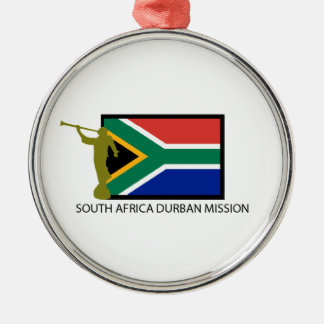 SOUTH AFRICA DURBAN MISSION LDS CTR CHRISTMAS ORNAMENT