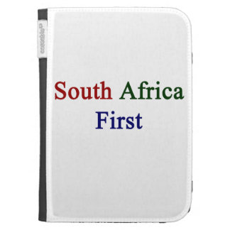 South Africa First Kindle Covers