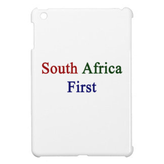 South Africa First Cover For The iPad Mini