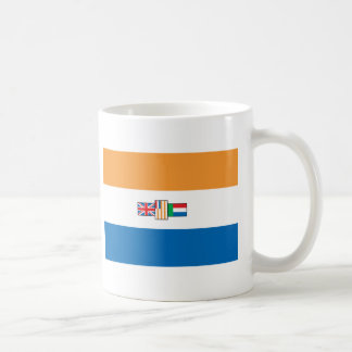 South Africa Flag 1928 Basic White Mug