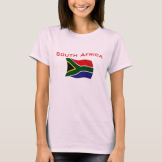 South Africa Flag 2 T-Shirt