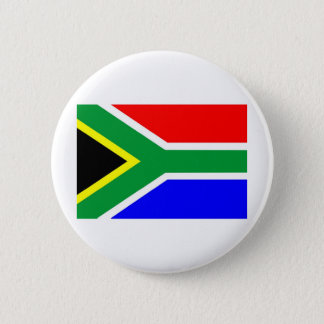 South Africa flag 6 Cm Round Badge