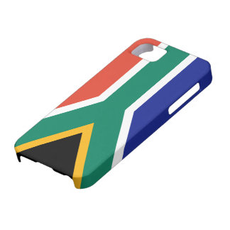 South Africa Flag Barely There iPhone 5 Case