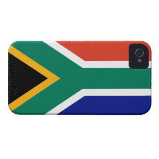South Africa Flag Case-Mate iPhone 4 Cases