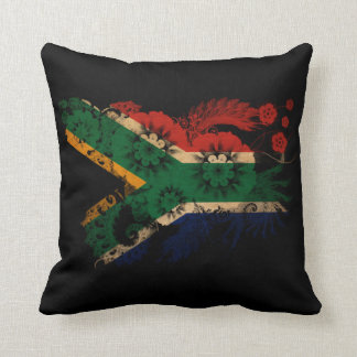 South Africa Flag Cushion