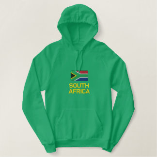 South Africa Flag Embroidered on Jackets
